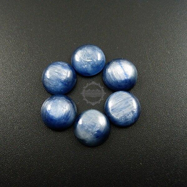 Synthetisch Korund 10 mm Rund 23 Box 2