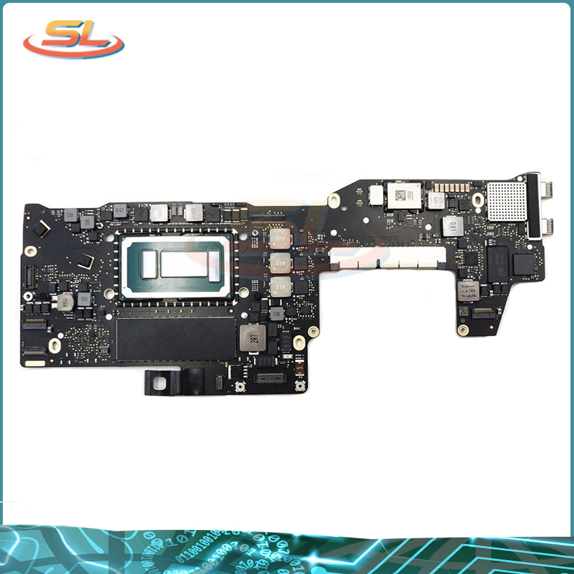 Genuine i5 2.0Ghz 8G RAM i7 2.4GHz 16GB Logic Board for MacBook Pro 2016 2017 13 no Touch Bar A1708 Motherboard 820-00875-A image
