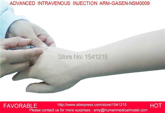 US $542 0 |INTRADERMAL INJECTION ARM, ARM INTRADERMAL INJECTION MODEL ARM  INJECTION ,MECHANICAL ROTARY ARM WITH ARTERY GASEN NSM0017-in Medical