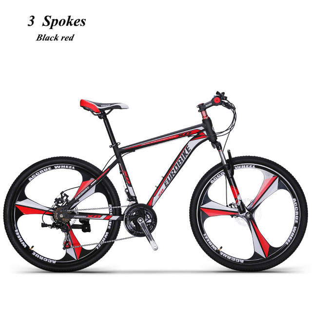88e17312474 Online Shop Free shipping 17 inch frame 26 inch tires 21 speed variable mountain  bike cross-country bicycle colorful alloy Commuter bicycle