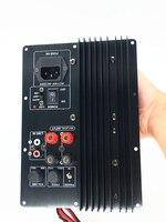 TDA7293 amplifier for subwoofer 100w subwoofer power amplifier 110V~220V subwoofer amplifier board low pass filter subwoofer