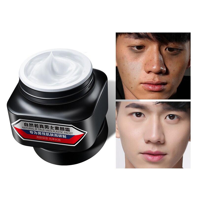 JOYCODES Men Squalane Whitening Face Cream Repair Rough Skin Cream for Face Moisturizing Whitening Creams Brighten Makeup Skin