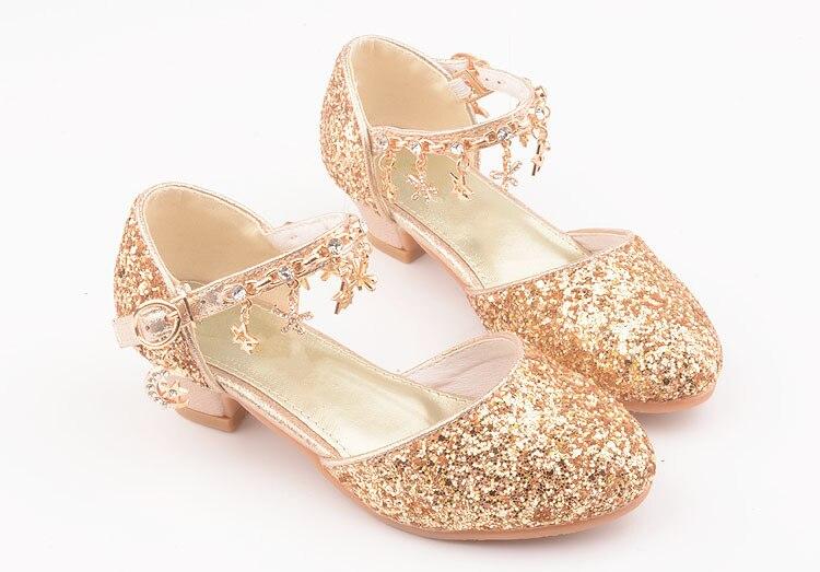 Dança Sapatos de Crianças Da Criança Do