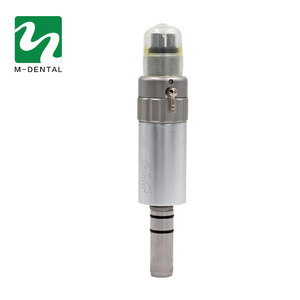 Image 3 - 1pc Dental Electric Motor Straight Contra Angle Handpiece For Dental Lab Micromotor Polish Tool Free Shipping
