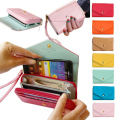 Bank ID Business Credit Card Holder Organizer Porte Carte Auto Car Document Women Passport Cover Travel Wallet Female Bag Purse