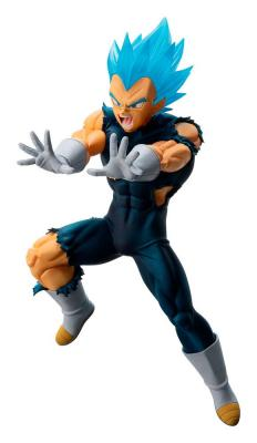 In Stock Original Banpresto Dragonball Super Broly Figure Oversea Limited Super Saiyan God Super Saiyan Vegeta