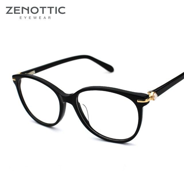 75b0848dac64 Fashion Designer Eyeglass Frames For Women Round Frame Glasses Non Prescription  Frame Female Eyewear Crystal Decoration