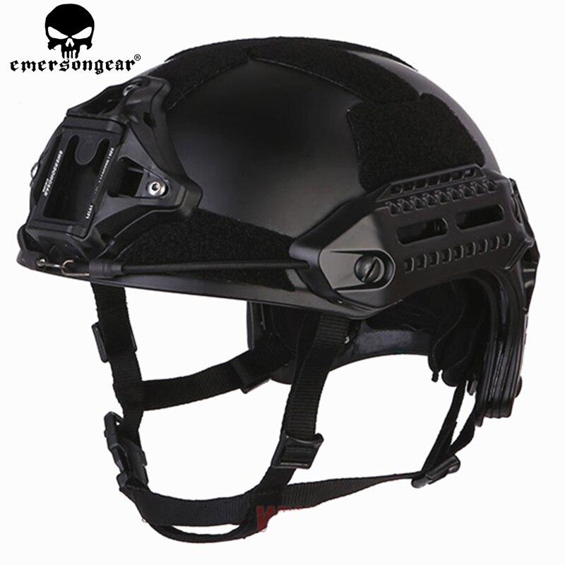 EMERSONGEAR MK Style casque tactique randonnée Cycliny casque de protection coussinets emerson Combat Airsoft casque accessoires de chasse - 5