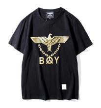 yizlo t shirt men women tshirt hip hop boy london t-shirt streetwear car-styling eagle Skull t shirts