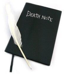 2019 Death Note Anime Diário Planejador Livro Dos Desenhos Animados Lovely Fashion Tema Ryuk Cosplay Grande Morto Nota Escrita do Jornal Notebook