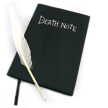 2019 Death Note Planner Anime Diary Cartoon Book Lovely Fashion Theme Ryuk Cosplay Large Dead Note Writing Journal Notebook