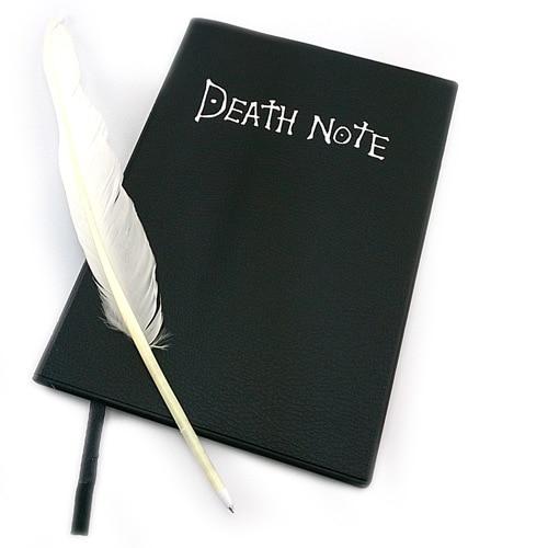 2020 Death planificador de notas Anime diario libro de dibujos animados encantador tema de moda Ryuk Cosplay gran nota muerta cuaderno de notas