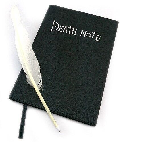 2020 death note planner anime diário livro dos desenhos animados adorável tema moda ryuk cosplay grande nota morta escrita diário caderno