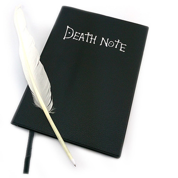 CUADERNO DE DEATH NOTE Death Note