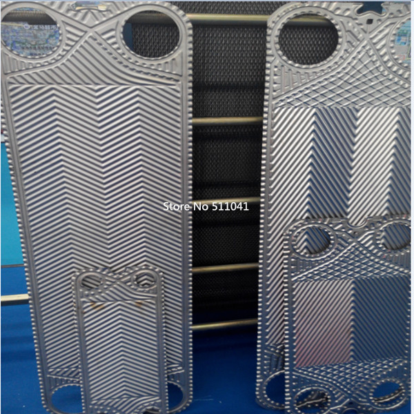 TITANIUM Heat exchanger plates titanium heat exchanger plates