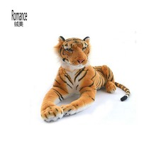 Free shipping The simulation tiger toy plush soft toy 110cm size