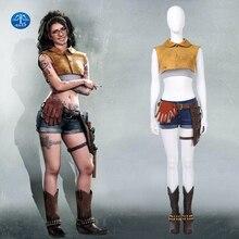 Manluyunxiao Dmc 5 Cosplay New Game Cosplay Costume Women Nico for Halloween Full Set Custom Made  Any Size цены
