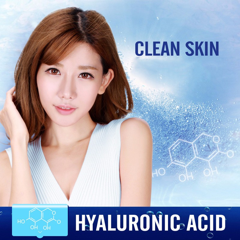 Hyaluronic Acid Face Moisturizer Cream Deep Hydrating Anti-Wrinkle Face Cream Korean Facial Day Cream Cosmetic For Dry Skin 50g 11