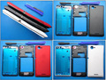 Full Housing Front Frame Chassis + Back Battery Cover Case for Sony Xperia L S36h C2104 C2105 + Kits Free shipping