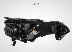 Image 2 - וידאו תצוגת רכב סטיילינג ראש מנורת עבור טויוטה FT GT 86 FT86 GT86 פנס 2012 ~ 2019 DRL דו קסנון עדשת hi LO Beam 86 טאיליט