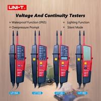 UNI T UT18A UT18B UT18C UT18D Auto Range voltmeter Digital Voltmeter Voltage Tester Pen With LED Indication