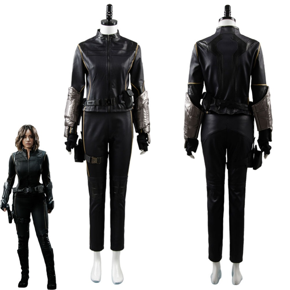 Agents of S.H.I.E.L.D.Cosplay Costume Skye Quake Daisy