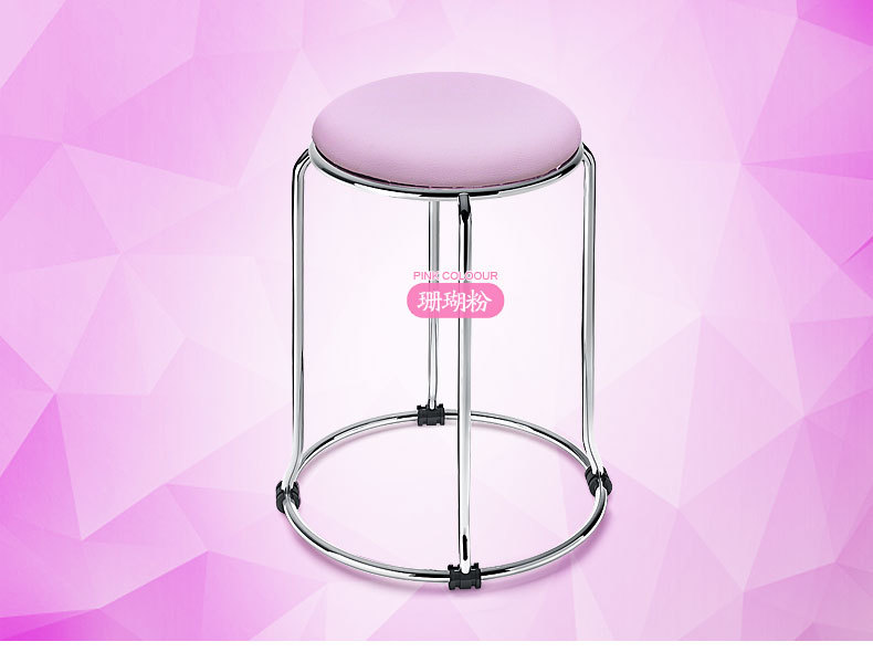 office stool living room footrest pink red black blue purple ect color for selection free shipping & Compare Prices on Pink Stool Chair- Online Shopping/Buy Low Price ... islam-shia.org