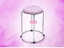 office stool living room footrest pink red black blue purple ect color for selection free shipping