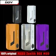 Original 300W IJOY MAXO Zenith BOX MOD 510 W/IWEPAL Chip MAXO Zenith for IJOY MAXO V12 Tank Electronic Cigarette Mod