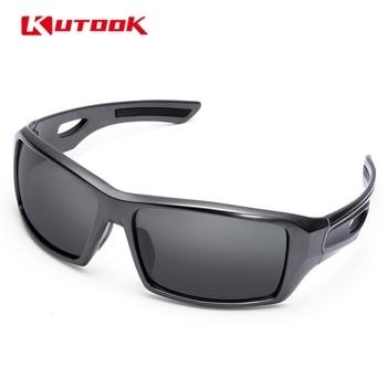 5062fbf8bc Gafas de pesca KUTOOK gafas polarizadas protección UV deportes mujeres  hombres moda Camping senderismo ciclismo conducción gafas de sol