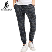 Pioneer Camp New Style Camouflage Mens Sweatpants Brand Clothing Fashion Casual Pants Male Top Quality Camo