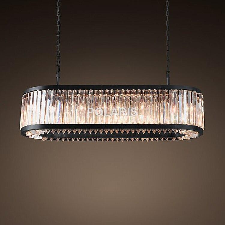 купить Modern Vintage Crystal Chandelier Lighting Pendant Hanging Light Chandeliers Lamp for Home Villa Decor by Polaris Lighting по цене 40662.51 рублей