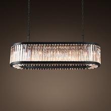 Modern Vintage Crystal Chandelier Lighting Pendant Hanging Light RH Chandeliers font b Lamp b font for