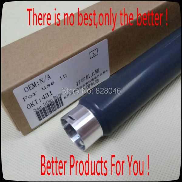 For Oki B512 B411 B412 B431 B432 MB461 MB471 MB472 MB491 Upper Fuser Roller,For Oki 411 412 431 432 461 471 472 491 Upper Roller