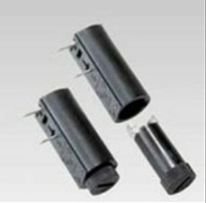 US $10.8 |Free shipping.PTF 50 fuse holder homemade PTF 50 5 * 20MM on