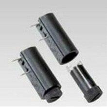 PTF 50 fuse holder homemade PTF-50 5 * 20MM fuse box fuse together PCB panel