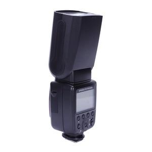 Image 5 - FK380G Flash dla Canon EOS aparat cyfrowy, EOS fartuch aparatu, aparatu cyfrowego Nikon z bezprzewodowym Flasher