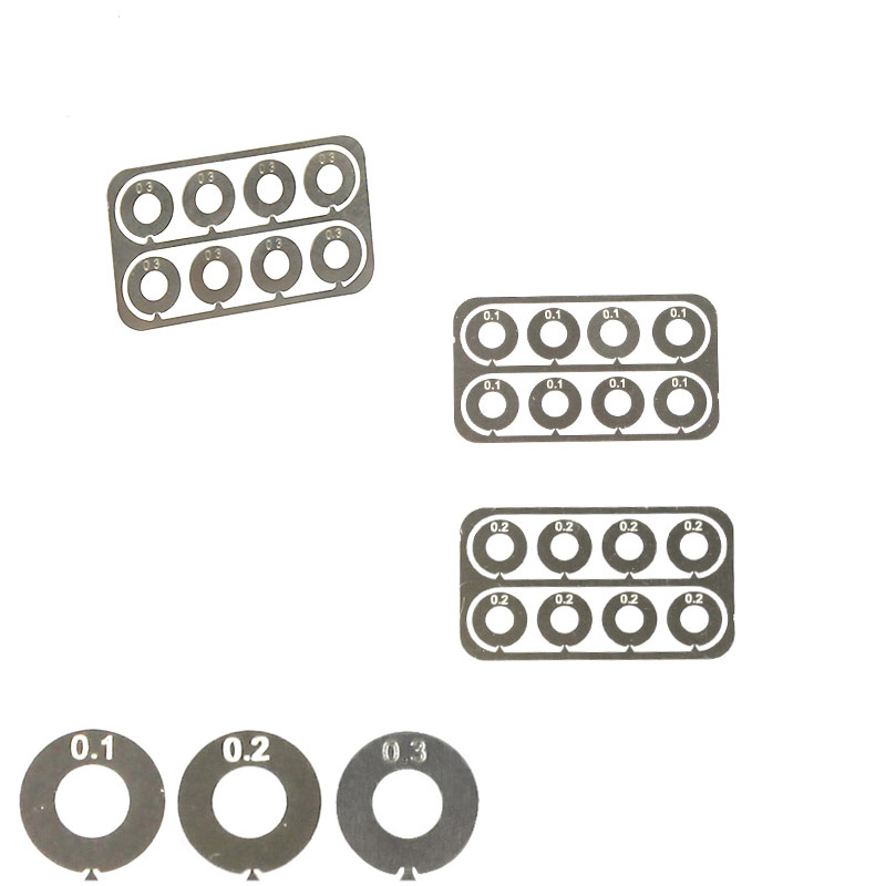 Element Metal High Precision Shim Set For Airsoft AEG Gearbox