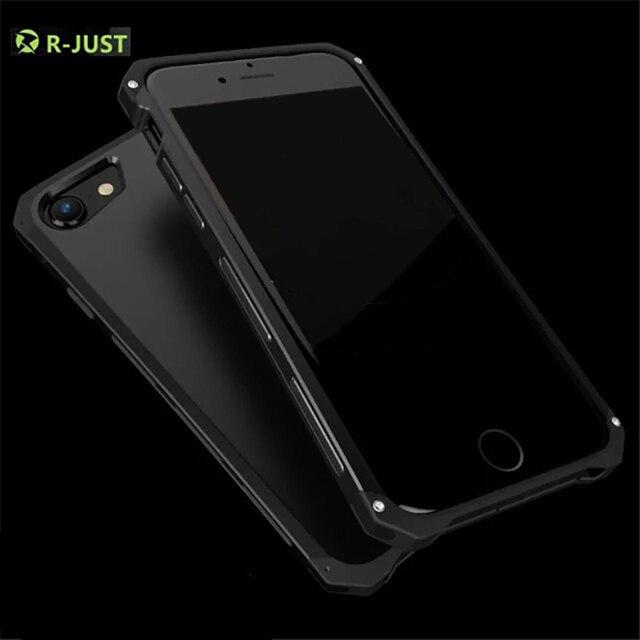 Aluminium Metalen Bumper + Pc Cover Telefoon Case Op Voor Iphone Se 2 2020 5 S 5 S 6 S 6 Plus 7 7 Plus 8 8 Plus X Xr Xs Max Xsmax 11 Pro Max