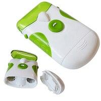 Neue Automatische Elektrische Trimmer nagelfeile clipper Nagellack reiniger Maniküre Tragbare geräte Werkzeuge M01983