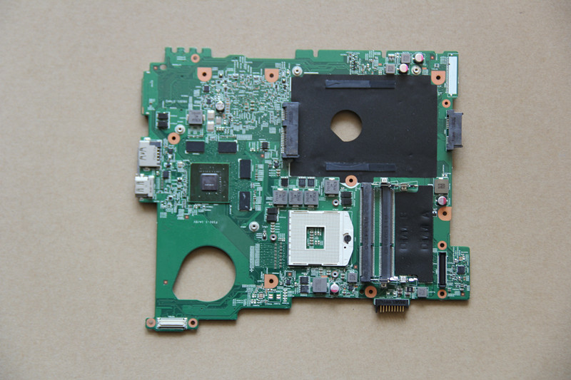 CN-0J2WW8 For DELL Inspiron N5110 Laptop motherboard 0J2WW8 J2WW8 with N12P-GE-A1 GPU Onboard HM67 DDR3 fully tested nokotion cn 0j2ww8 laptop motherboard for board inspiron n5110 nvidia gt525m 1gb graphics hm67 ddr3 core i7 mainboard
