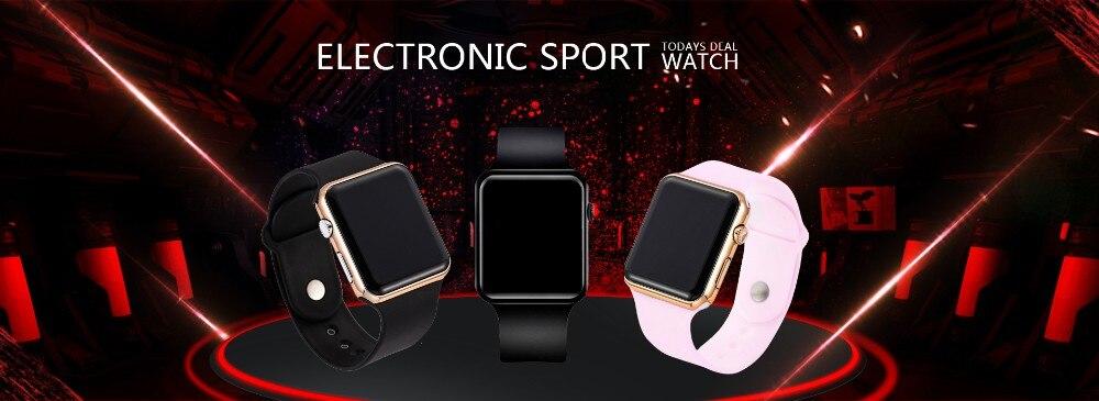 Objective Waterproof Children Sport Watch Boy Digital Led Quartz Alarm Date Sports Wrist Watch Relogio Infantil Relogio Menino Hot Sale Children's Watches