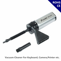 Mini Professional Vacuum Cleaner Robot Wireless Handheld Vacuum Dust For Computer Keyboard Camera Office Electric Devices