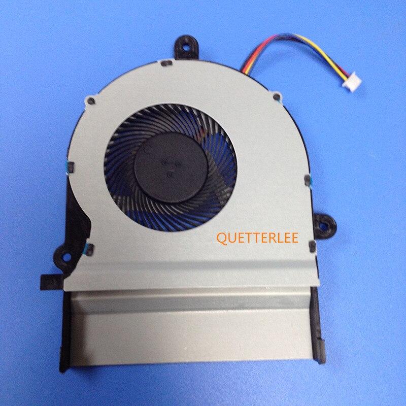 Prix pour Nouveau CPU ventilateur De Refroidissement pour ASUS K501LX K501UX A501L V505L K501LB5200 K501L 13nb08q1t01011 ns85b01-14m03 cooler Fan Livraison Gratuite