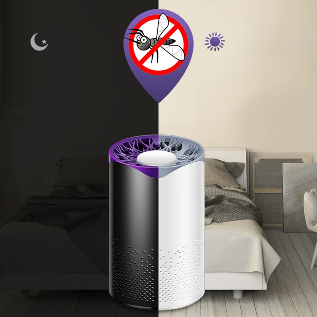 Image 4 - Mosquito Killer Trapper Lamp Usb Charging Flyer Insect Trapper Pest Control Rejector Light Mosquito Repellent Killer Repeller-in Traps from Home & Garden