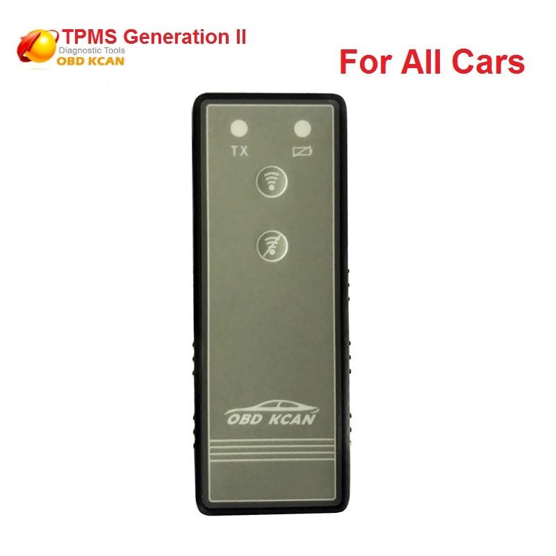 TPMS Generation II For All Car Series TPMSII Auto Tire Pressure Monitor Sensor For Japan/Korea/Greman/USA/EURO/ Cars