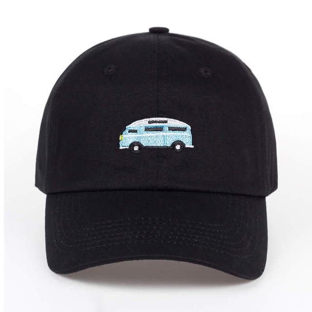 Black Black trucker hat 5c64fecf9d543