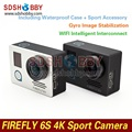 Hawk Eye Firefly 6S 4K FHD Waterproof Sport Camera 16MP CMOS 800 TVL Camera Support WIFI