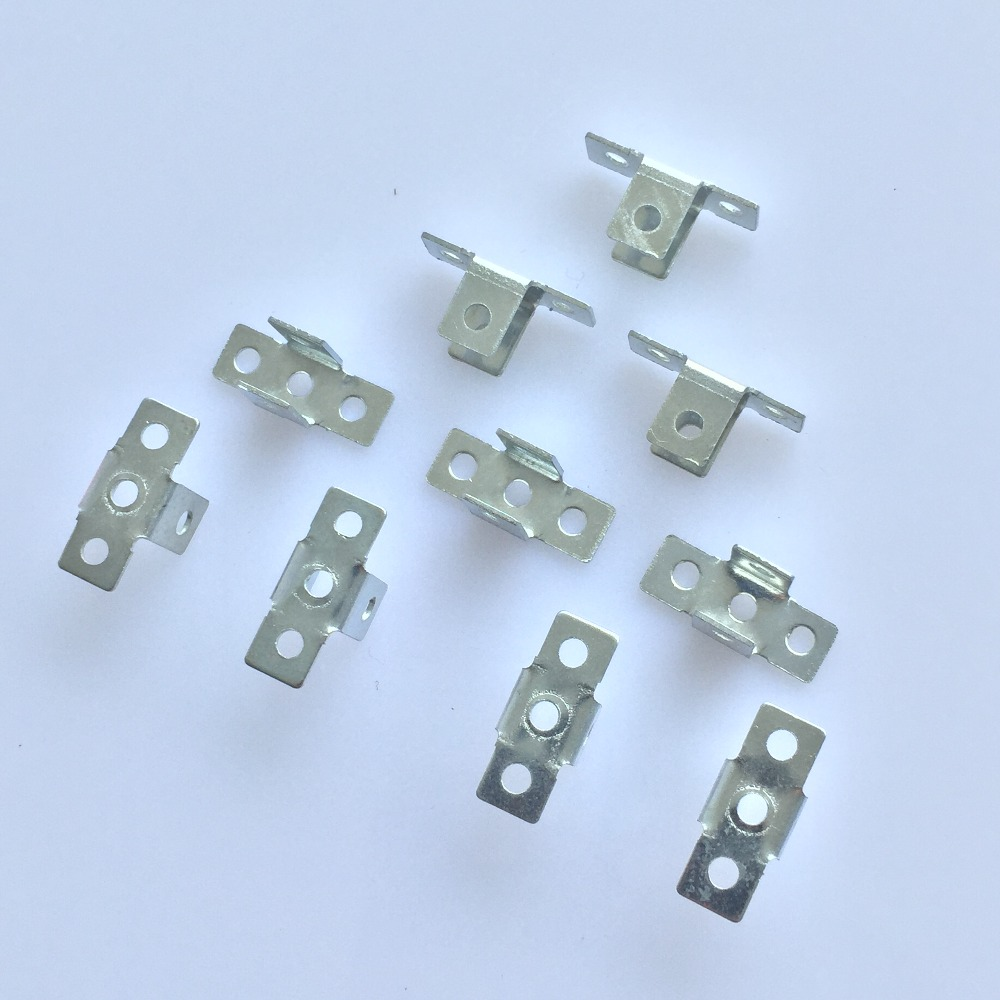 10pcs K780Y Multi Hole Angle Iron Hole Diameter 2.05mm For DIY Model Making