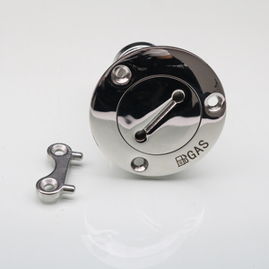 Image 5 - 38mm 52mm Marine Boat Hardware Deck Filler AISI 316 Stainless Steel Fuel Water Waste Diesel Gas Key Cap Filler 1 1/2 and 2 inch